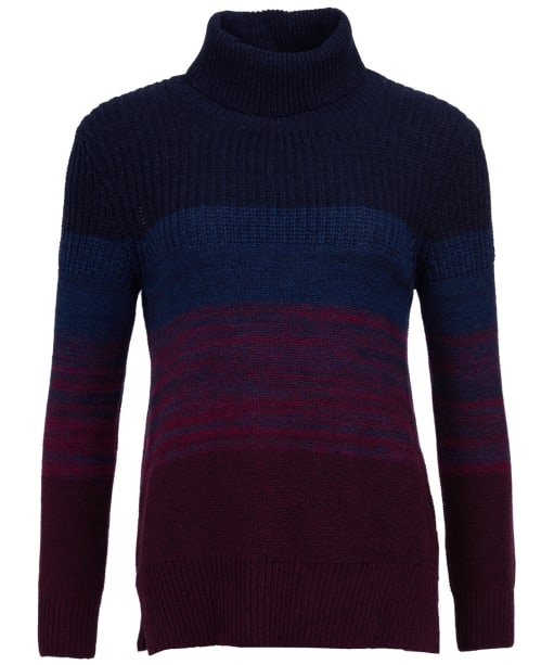 Women's Barbour Sternway Knit - Bordeaux