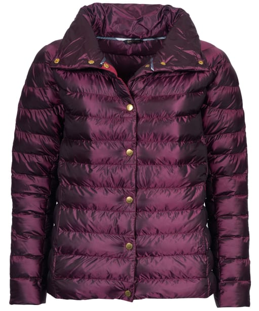 Women's Barbour Aerielle Quilted Jacket - Juniper