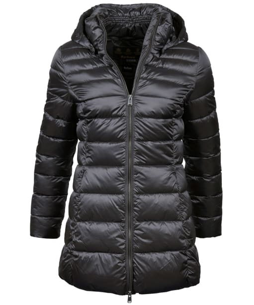 Women's Barbour Blair Quilted Jacket - Ash Grey