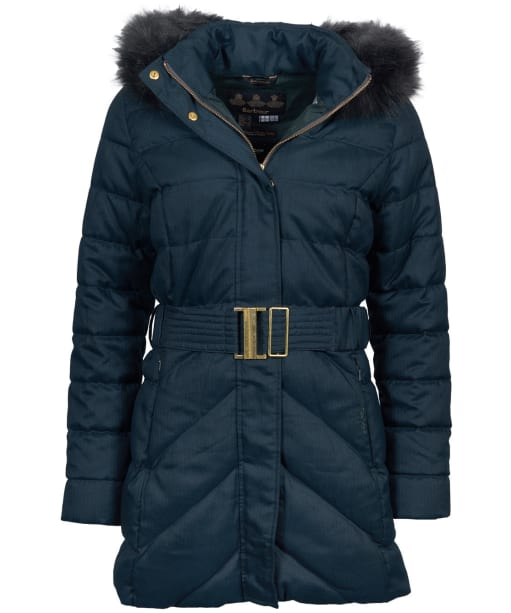 Women's Barbour Waylite Quilted Jacket - Thyme