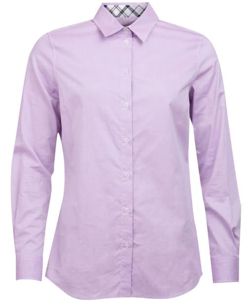 Women's Barbour Derwent Shirt - Soft Juniper