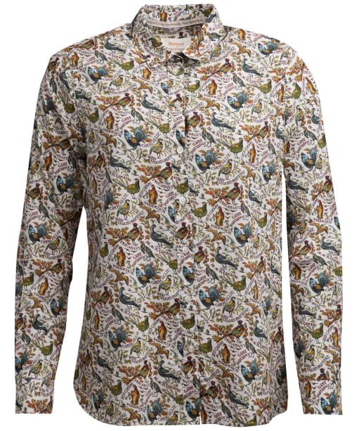 Women's Barbour x Emma Bridgewater Eleanor Shirt - Cloud Game Bird Print