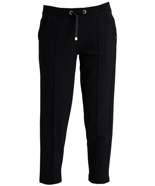 Women's Barbour International Bankso Trousers - Black