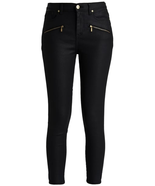 Women's Barbour International Garrow Jeans - Black