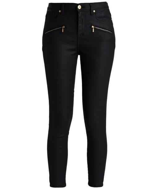 Women's Barbour International Garrow Jeans - Black