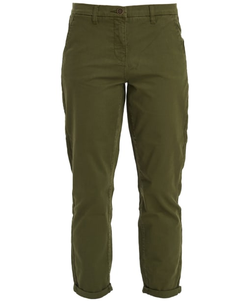 Women's Barbour Cabin Trousers - Sage