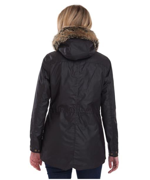Women's Barbour Kelsall Waxed Jacket - Rustic