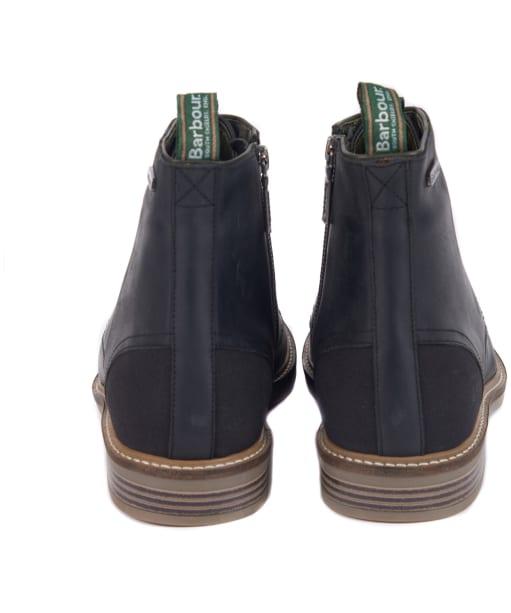 Men's Barbour Seaham Derby Boots - Black