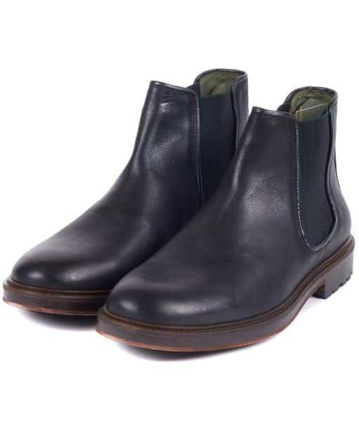 Men's Barbour Wansbeck Chelsea Boots - Black