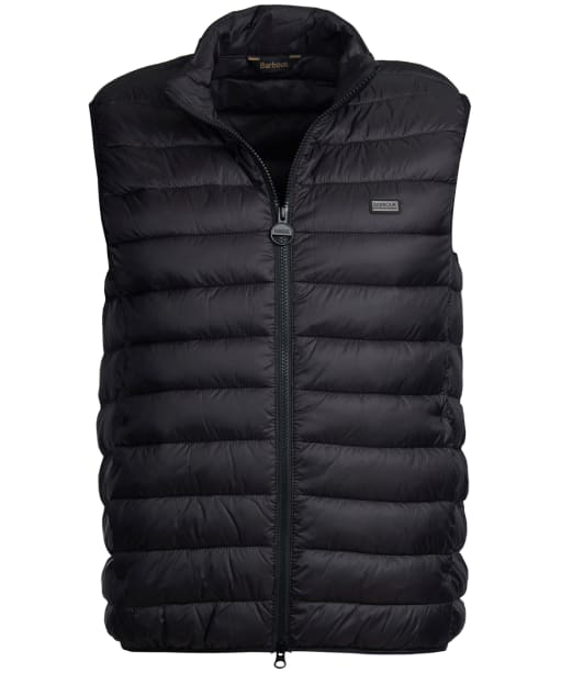 Men's Barbour International Reed Gilet - Black