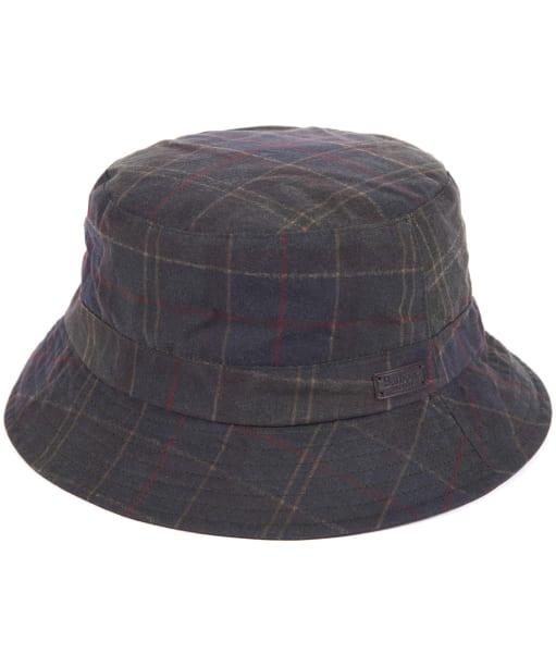 Men's Barbour Darwen Wax Sports Hat - Classic Tartan