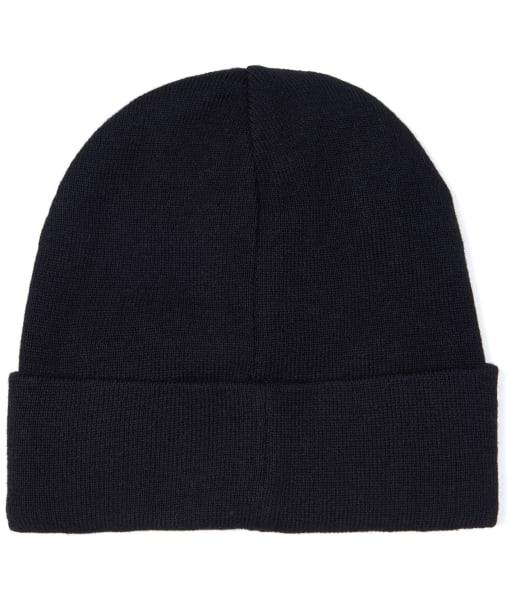 Men's Barbour International Sensor Knit Beanie Hat - Black