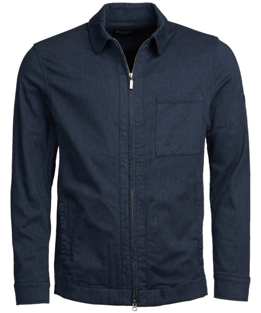 Men's Barbour International Gear Overshirt - Indigo