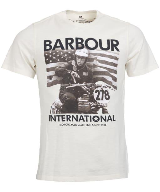 Men's Barbour Steve McQueen 278 Time Tee - Neutral