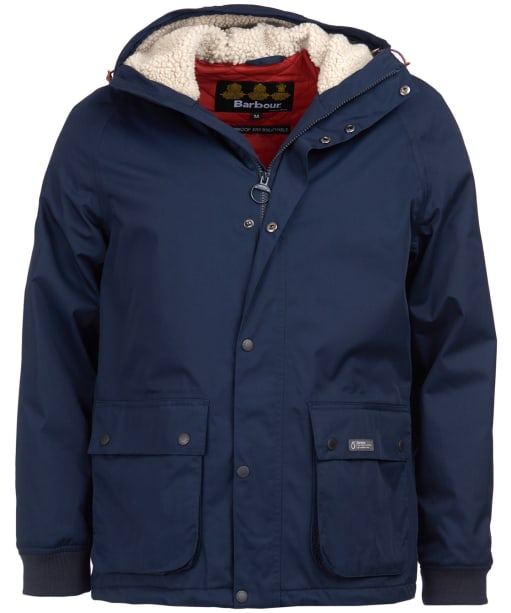 Men's Barbour Northway Waterproof Jacket - Navy