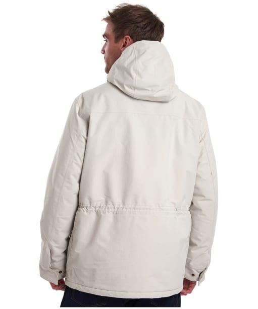 Men's Barbour Aurore Waterproof Jacket - Mist