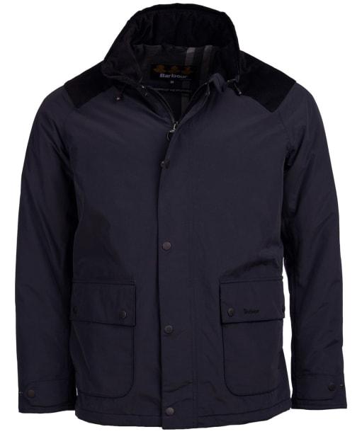 Men's Barbour Marple Waterproof Jacket - Black