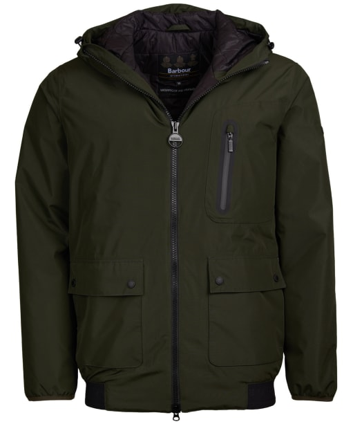 Men's Barbour International Lane Jacket - Sage