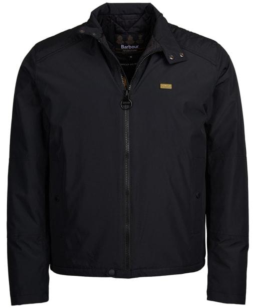 Men's Barbour International Houndsditch Jacket - Black