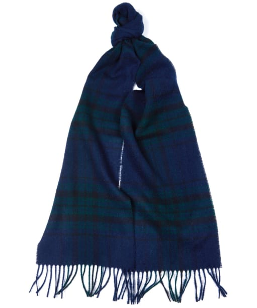 Barbour Elwood Scarf - BLACK WATCH TRT