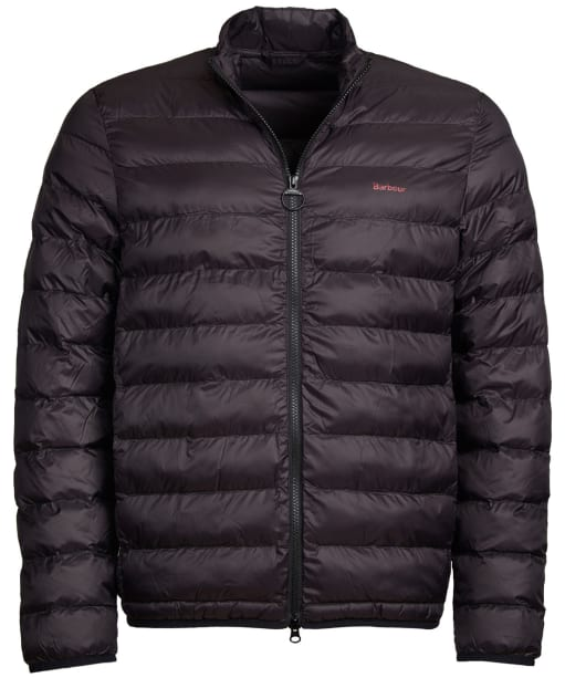 Men's Barbour Penton Quilted Jacket - Black