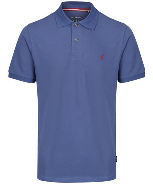 Men's Joules Woody Classic Fit Polo Shirt - Blue