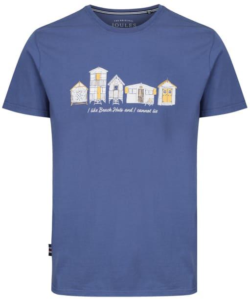 Men's Joules Flynn T-Shirt - Blue