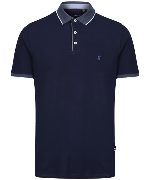 Men's Joules Hanfield Polo Shirt - French Navy