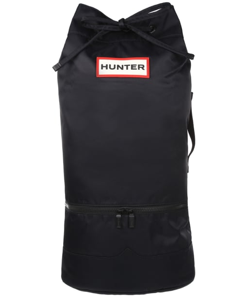 Hunter Original Nylon Duffle Bag - Black