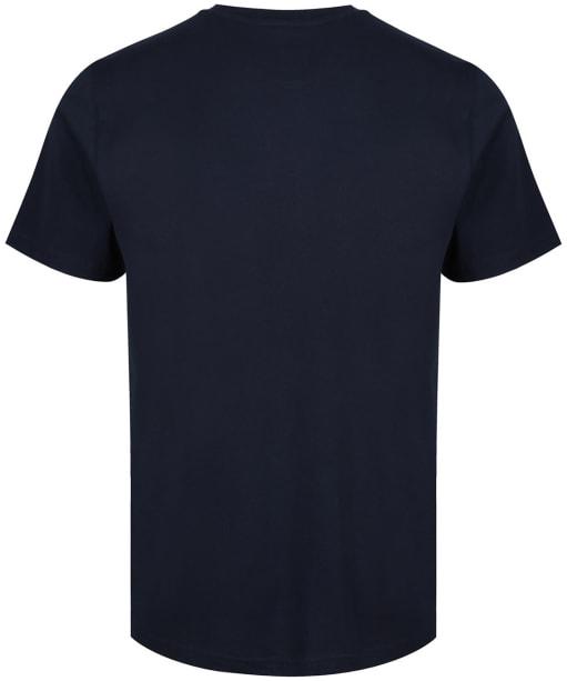 Men's Helly Hansen Logo T-Shirt - Navy