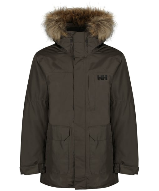 Men's Helly Hansen Dubliner Waterproof Parka - Beluga