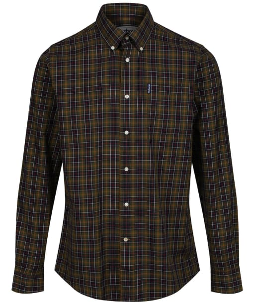 Men's Barbour Tartan 2 Tailored Shirt - New Classic Tartan