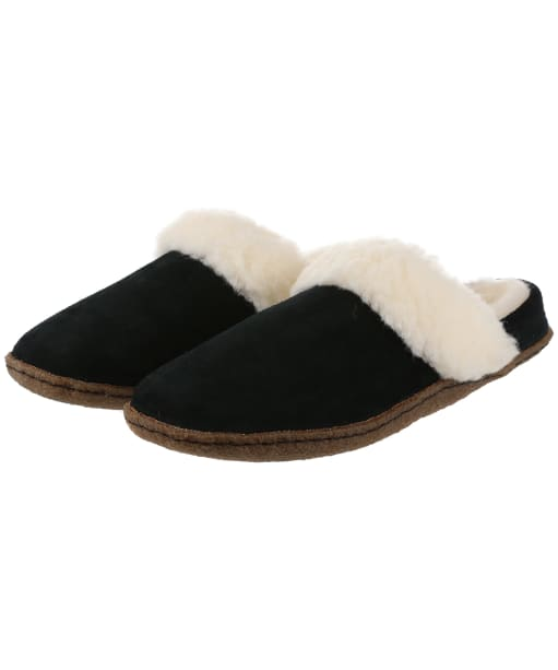 Women's Sorel Nakiska™ Slide II Slippers - Black Natural