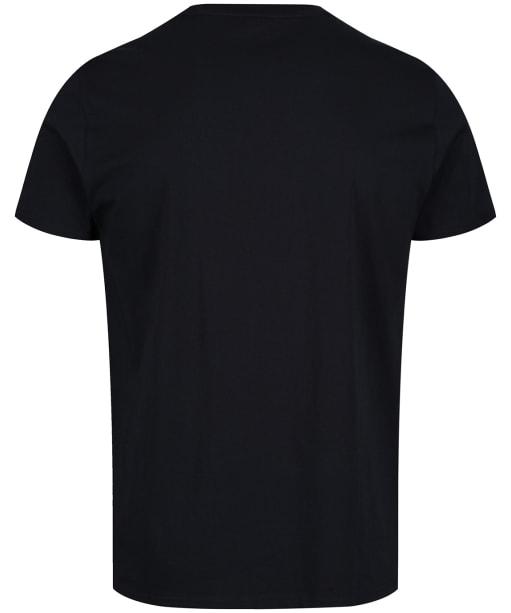 Men's GANT Logo T-Shirt - Black