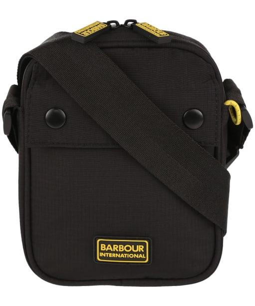 Barbour International Ripstop Utility Bag - Black