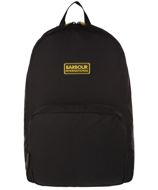 Barbour International Ripstop Backpack - Black