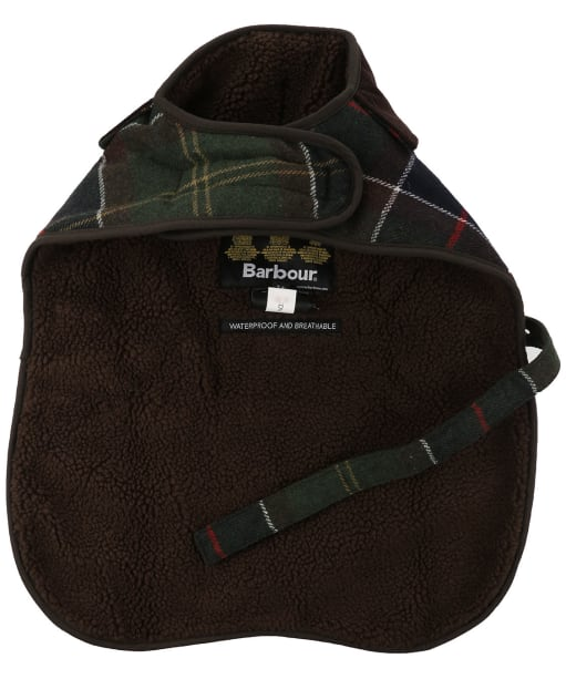 Barbour Wool Touch Dog Coat - Classic Tartan