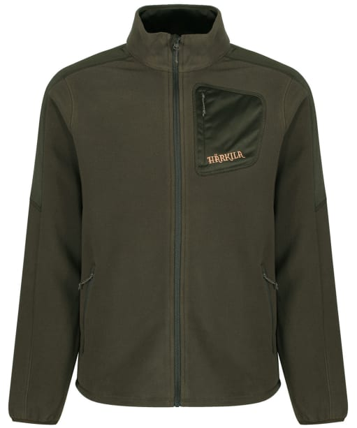 Men's Harkila Venjan Fleece Jacket - Willow Green