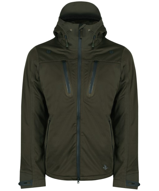 Men's Seeland Hawker Shell Jacket - Pine Green