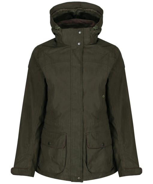 Women's Seeland Woodcock II Jacket - Shaded Olive