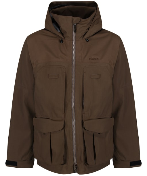 Men's Filson 3-Layer Field Jacket - Brown