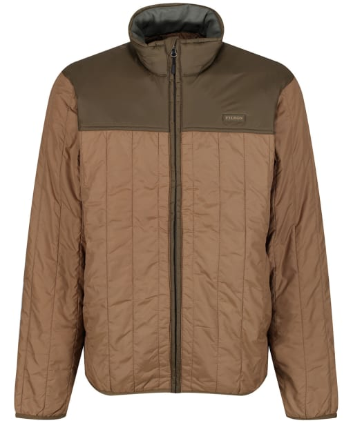 Men's Filson Ultralight Jacket - Dark Tan