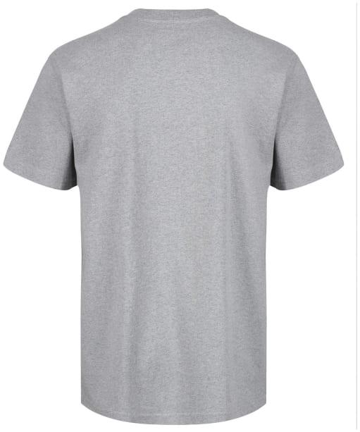 Men's Filson Short Sleeve Outfitter Tee - Grey Heather