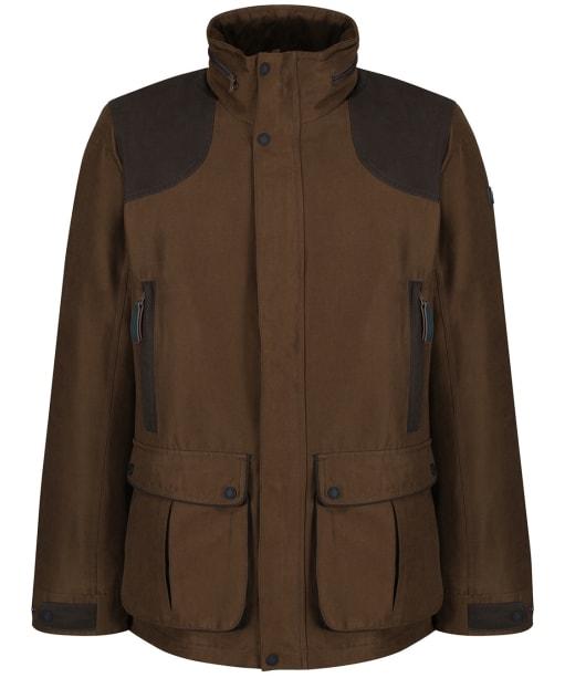 Men's Aigle Huntino Waterproof Jacket - Olive