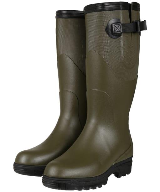 Women's Aigle Reva Iso Neoprene Wellington Boots - Khaki