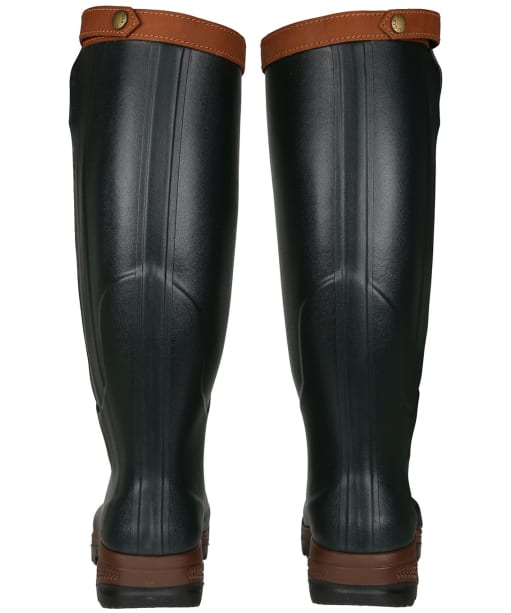 Men's Aigle Parcours 2 Signature Open Wellington Boots - Bronze