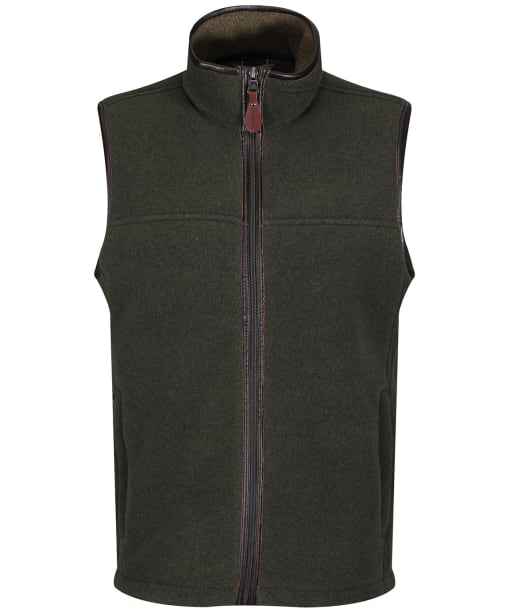 Men's Aigle New Shepper Fleece Gilet - Bronze