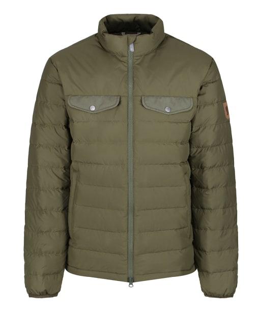 Men's Fjallraven Greenland Down Liner Jacket - Green