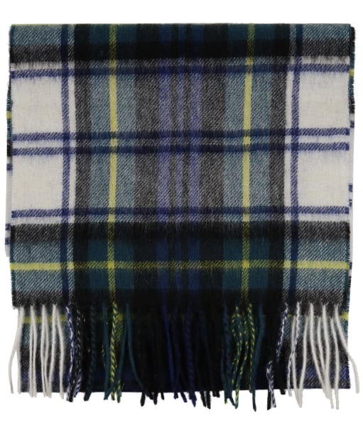 Barbour New Check Tartan Scarf - Dress Gordon