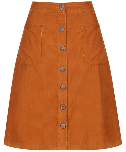 Women's Lily & Me A-Line Cord Skirt - Ginger